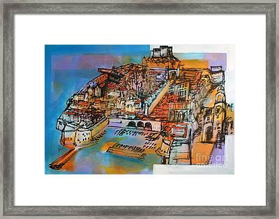Dubrovnik - Ulje Na Platnu 80x100cm