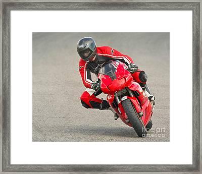 Ducati 900 Supersport Framed Print