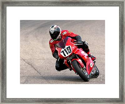 Ducati No. 719 Framed Print