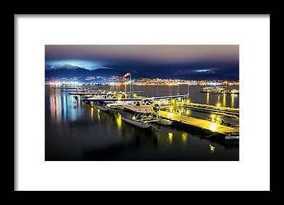 West Vancouver Framed Prints