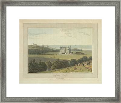 Duff House At Banff Framed Print by British Library