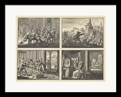 Catherine Coffin Drawings Framed Prints