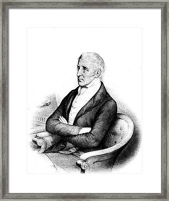 Duke Of Wellington Framed Print by Collection Abecasis