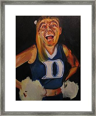 Duke Vitale Framed Print by Stuart Black