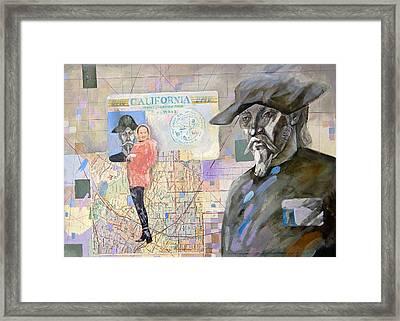 Dulcinea Framed Print by Filip Mihail