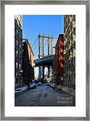 Dumbo 1 Framed Print by Bob Stone