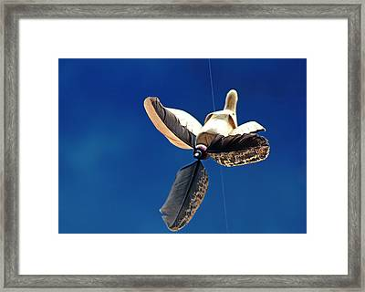 Dumbo.. Framed Print by A Rey
