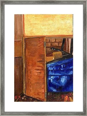 Dumpster No.3 Framed Print by Blake Grigorian