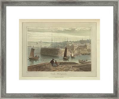 Dunbar Framed Print by British Library