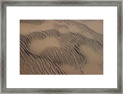 Dune Framed Print by Joseph Yarbrough