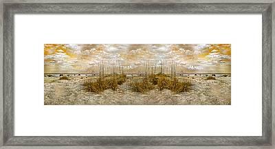 Dunes Framed Print by Betsy Knapp