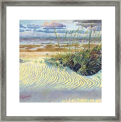 Dunes Framed Print