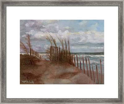 Dunes  Framed Print by Robert H Smith