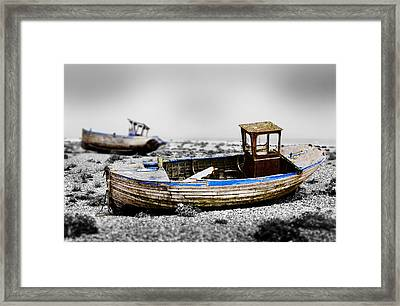 Boat One Framed Print