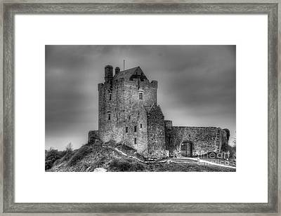 Framed Print featuring the photograph Dunguaire Castle Galway Ireland by JRP Photography