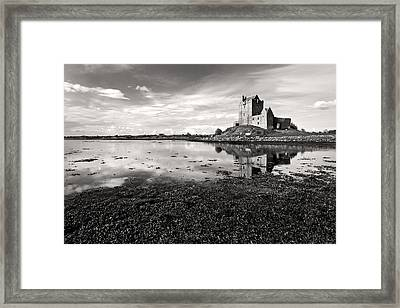 Dunguaire Castle Ireland  Framed Print