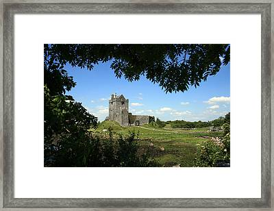 Dunguaire Framed Print by John Quinn