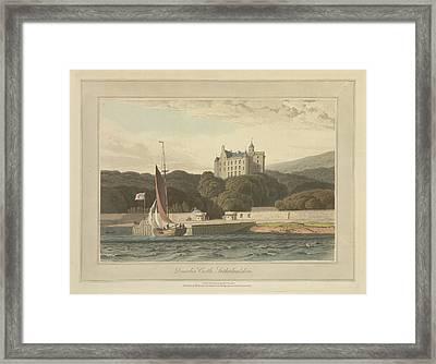 Dunrobin Castle In Sutherland Framed Print
