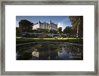 Dunrobin Castle Framed Print by Roddy Atkinson