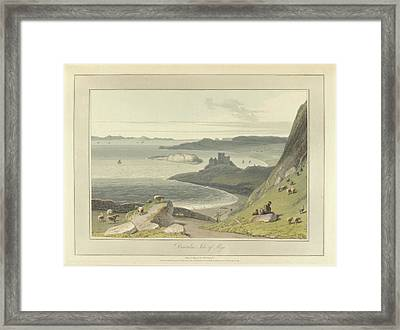 Duntulum Framed Print by British Library