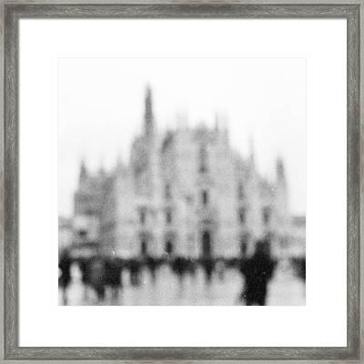 Duomo Framed Print by Eugenia Kirikova