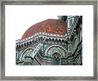 Duomo Italian Renaissance Framed Print