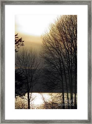 Dusk Framed Print by Tonya P Smith