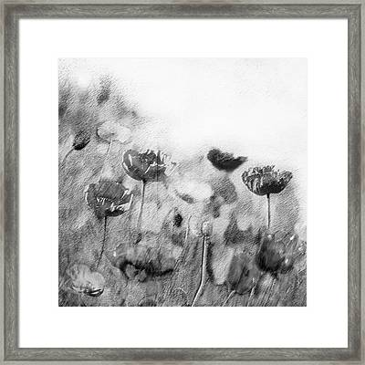 Dusky Whispers Framed Print by Linde Townsend