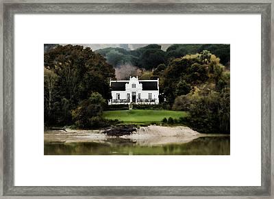 Dutch 18oo Framed Print by Aditya Misra
