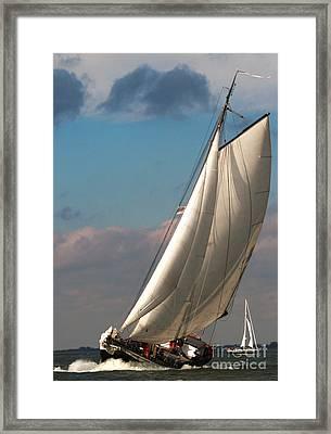 Dutch Delight Framed Print