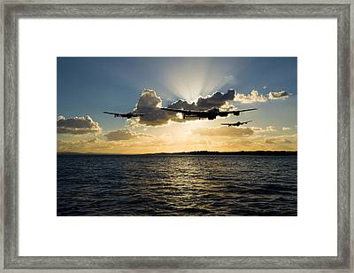 Duty Bound Framed Print by Gary Eason