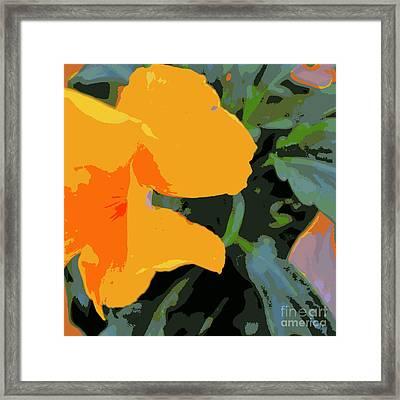 Duvet 87 Framed Print