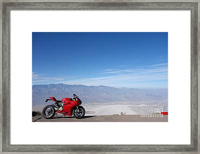DV Framed Print by AntiHero Panigale