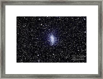 Dwarf Elliptical Galaxy Framed Print by John Chumack