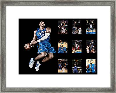 Dwight Howard Framed Print