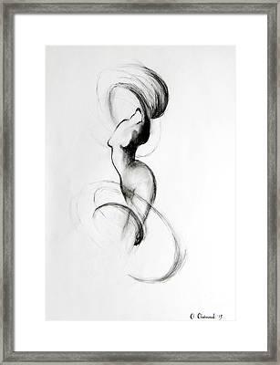 Dynamic Framed Print