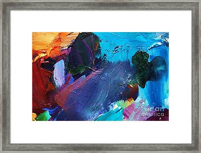 Dynamic Framed Print by John Clark