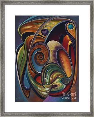 Dynamic Series #16 Framed Print