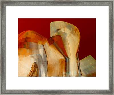 E M P Two Framed Print by Randall Weidner