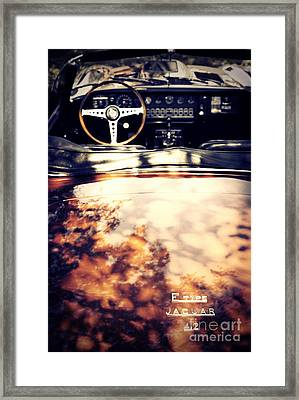 E-type Framed Print