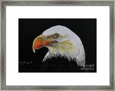 Majestic Predator Framed Print