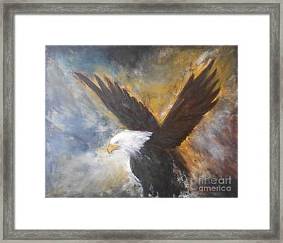 Eagle Spirit Framed Print