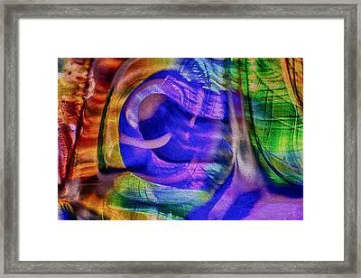 Ear To The Stars Framed Print
