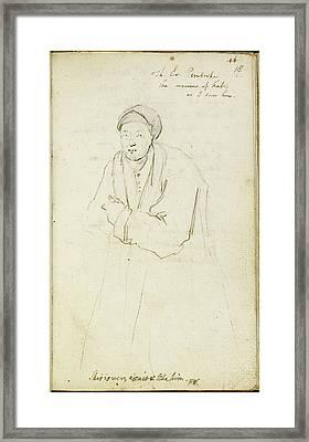 Earl Of Pembroke Framed Print