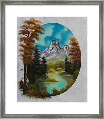 Russet Autumn  Framed Print