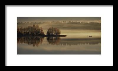 Pekka Framed Prints