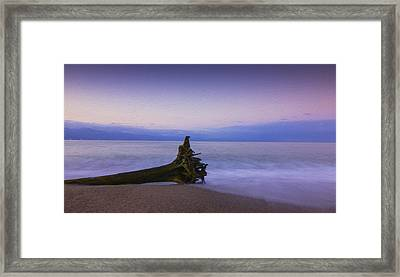 Early Morning Framed Print by Aged Pixel