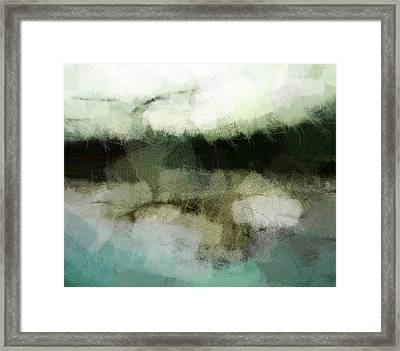 Early Morning Flight Framed Print by Gun Legler