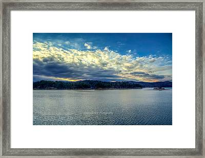 Early Morning Front. Framed Print by Paul Herrmann