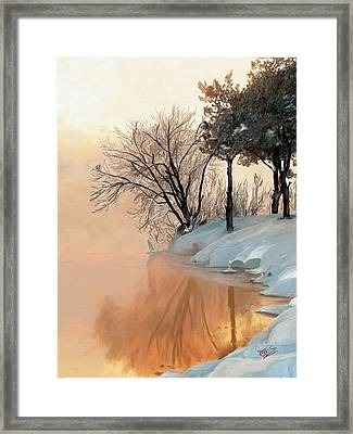 Early Morning Framed Print by James Shepherd